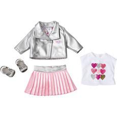 Комплект одежда куклы Беби Борн законодательница мод звездный стиль Baby Born Zapf Creation 824931
