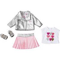 Комплект одежда куклы Беби Борн законодательница мод звездный стиль Baby Born Zapf Creation 824931, фото 1