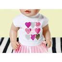 Комплект одежда куклы Беби Борн законодательница мод звездный стиль Baby Born Zapf Creation 824931, фото 3