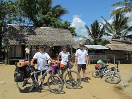 Велопоход четырех украинских туристов по Мадагаскару. Осень 2017. Часть 3