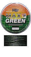 Шнур Max Green 0.25 135m 15.9kg  spectra 100%