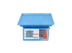 Весы торговые MATRIX MX-412 40кг МИНИ