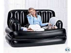 Надувной диван кровать 5 IN 1 SOFA BED Софа Бэд, надувная мебель, надувная мебель, надувной диван, на