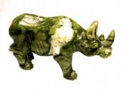 Носоріг з нефриту