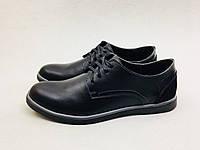 Мужские туфли POLO Ralph Lauren черные