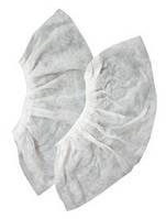 Бахилы полиэтиленовые (100 шт) белые