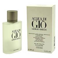 Тестер люкс (edt 100 ml) Giorgio Armani Acqua di Gio for Men (Реплика)