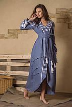 Современное женское платье вишиванка Отаманша, фото 3