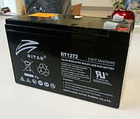 Аккумулятор Ritar RT1272, 12V 7.2Ah AGM
