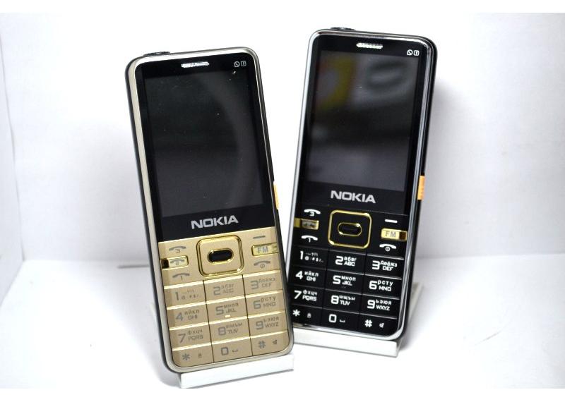 """Бабушкофон Nokia 3000 на 3 сим-карты Очень громкий большой динамик экран 2.8"""""""