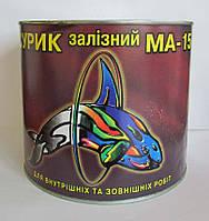 Сурик МА-15 сурік залізний / 2.5 кг. / Хімтекс (бан.)