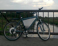 Электровелосипед 800 Ватт