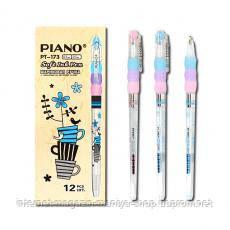 173 Piano «Dizain» ручка масляная син.