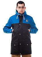Мужская осенняя куртка парка в стиле Nike 4 цвета в наличии, цена 1 ... bfd796e576a