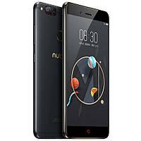 "Смартфон ZTE Nubia Z17 mini черный (""5.2, памяти 6/64, акб 2950 мАч)"