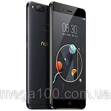 """Смартфон ZTE Nubia Z17 mini чорний (""""5.2, пам'яті 6/64, акб 2950 маг)"""