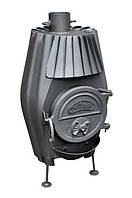 Печь булерьян ВИТ Bullerjan Б-15 - дымоход верхний