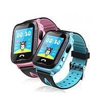 Smart watch baby  V6G (IQ600) водозащита с фонариком