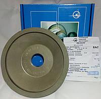 Алмазный шлифовальный круг 150х10х3х40х32 АЧК(чашка)(12А2-45°)  Базис АС4 Связка В2-01
