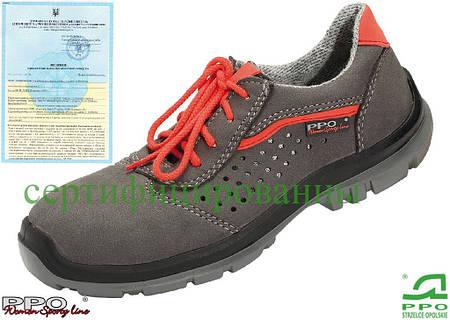 Рабочая женская обувь PPO Польша (спецобувь) BPPOP552 SBC  продажа ... 37bb0c72719