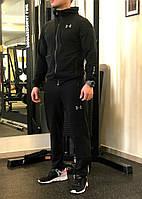 Спортивный костюм мужской Under Armour, черный