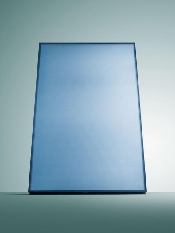 Плоский солнечный коллектор Vaillant auroTHERM VFK 125/3 V (вертикальный монтаж)