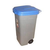 Контейнер для мусора 100л