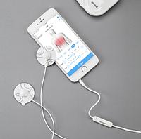 Tens аппарат для миостимуляции для смартфона