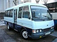Лобовое стекло KIA Asia Combi Bus