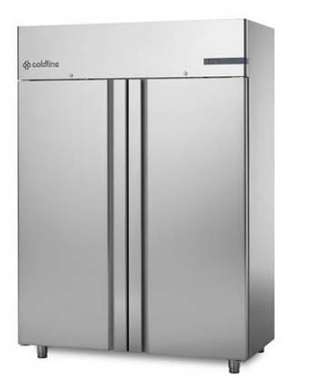 Холодильник Coldline A120/2NE, нерж, фото 2
