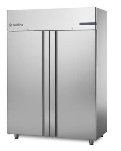 Холодильник Coldline A120/2NE, нерж