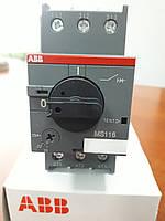 Автоматический выключатель защиты двигателя MS116-25