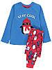 """Флисовая пижама для мальчика George """"Пингвиняшки"""", размер 3-4 года"""