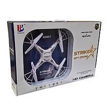 Квадрокоптер Striker Spy Drone 8987 + HD камера