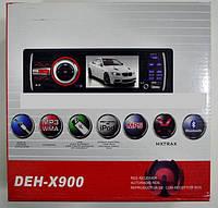Автомобильная магнитола DEH-X900 с пультом (автомагнитола)