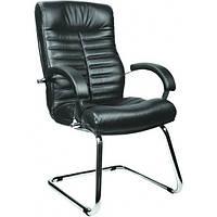 Кресло Орион CF кожа-сплит черная