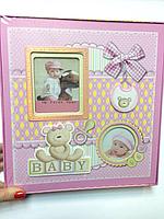 Альбом для фотографий  детский для девочки в коробке