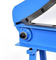 Гильотина для металла, гильотинные ножницы 800мм, фото 3
