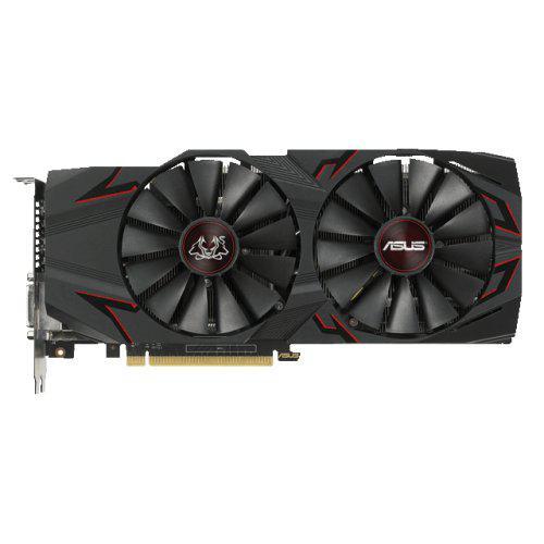 Видеокарта Asus ROG GeForce GTX 1070 TI CERBERUS Advanced Edition 8192