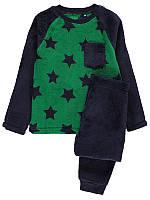 "Теплая пижама для мальчиков George ""Сны дома"", размер 5-6 лет (116 см)"
