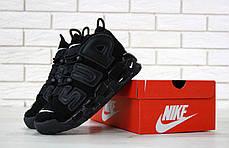 """Мужские кроссовки Supreme x Nike Air More Uptempo """"Suptempo"""" топ реплика, фото 2"""