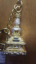 Ступа- пагода  Будды медицины брелок