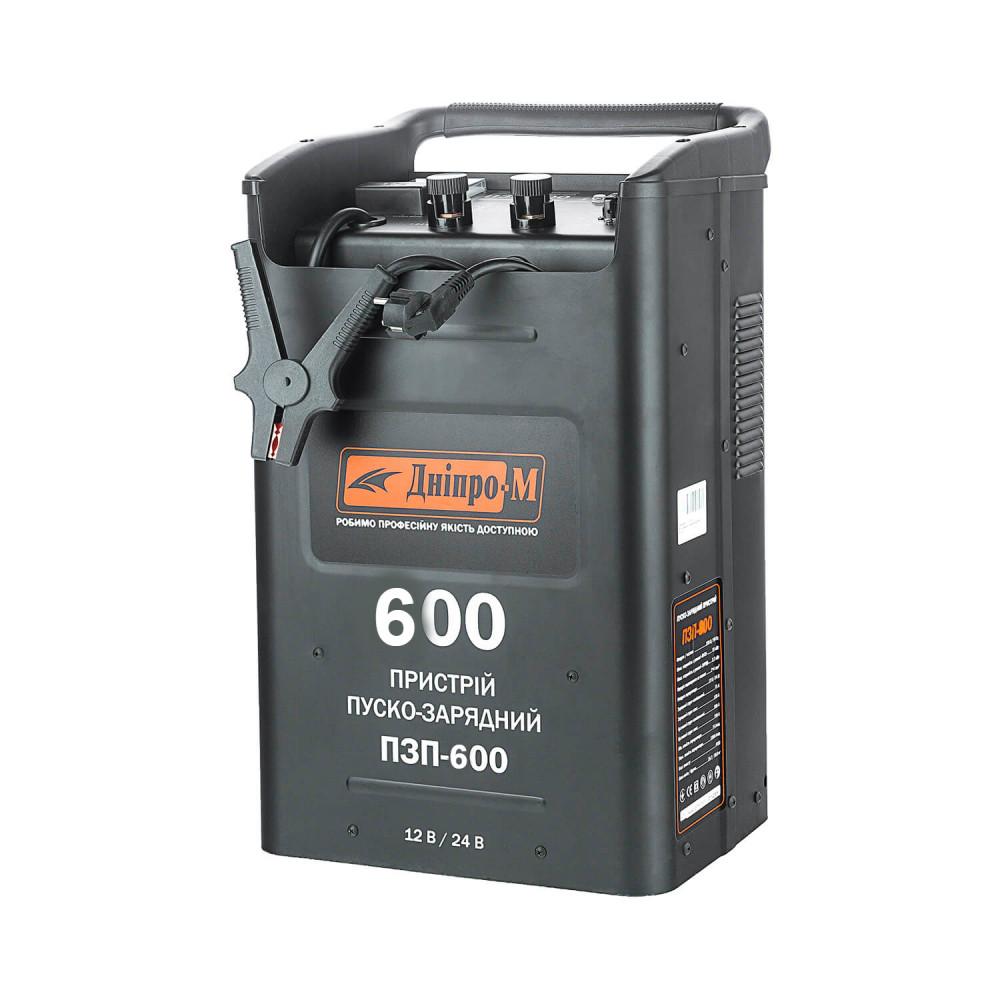 Пуско-зарядное устройство Дніпро-М ПЗУ-600