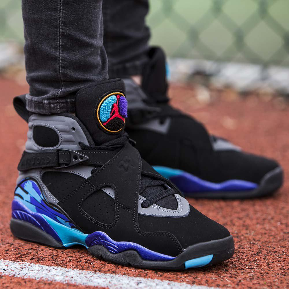 89b912ce7f41 Кроссовки Nike Air Jordan Retro 8 305368-025 размер 40 (25 см) -