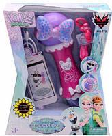 Микрофон детский Frozen 773