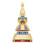 Ступа- пагода  Будды медицины брелок, фото 2
