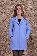 Женское пальто из кашемира