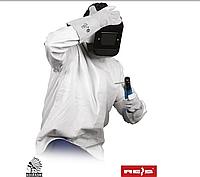 Куртка защитная кожаная для сварочных работ RAW-POL KSL W