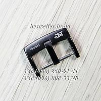 Застежка к часам Tag Heuer 20mm Black Classic.
