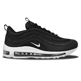 Женские кроссовки Nike Air Max 97 Black White